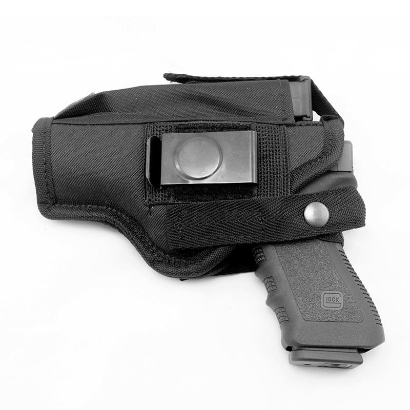 Fit-All Ambidextrous Belt & ITP Holster for Pistols | Big Daddy Holsters