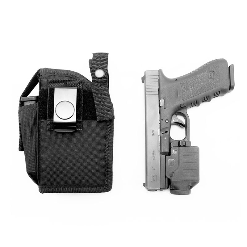 Extra Mag Holsters with Laser/Light