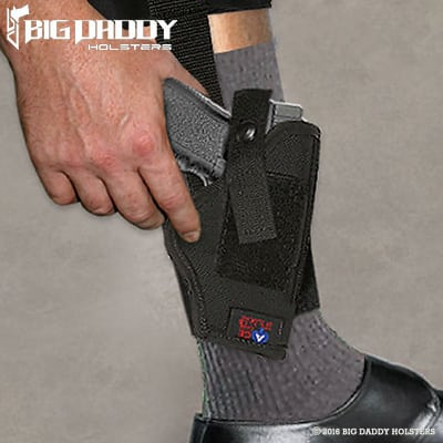 smith and wesson shield ankle gun holster