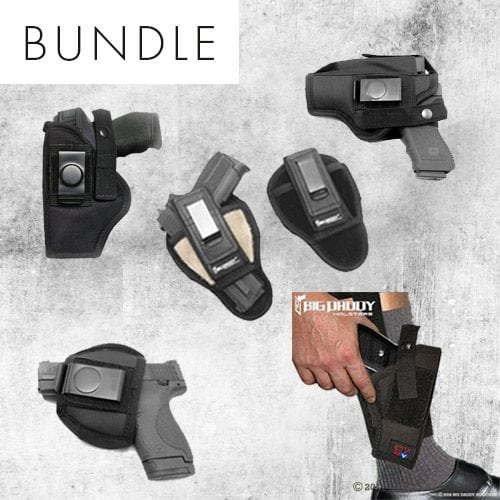 Rugar LCP .380 Holster Bundle